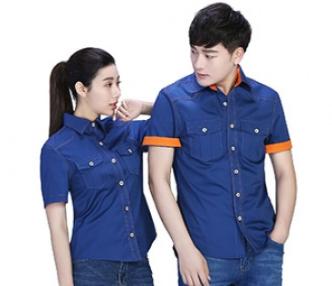 北京工装定制短袖